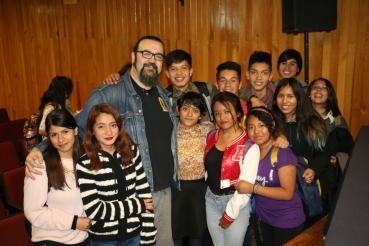 CCH NAUCALPÁN UNAM
